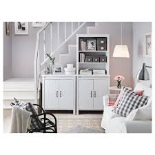 white cabinet furniture. IKEA BRUSALI High Cabinet With Door Adjustable Shelves, So You Can Customise Your Storage As White Furniture N