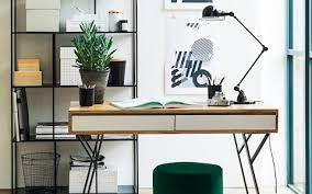 home ofice work. A Well-ordered Work Area Encourages Clear Thoughts And Maximum Motivation,  Will Ensure Home Ofice