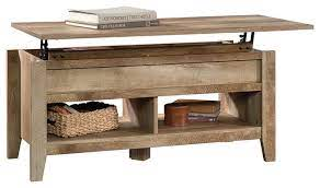 lift up coffee table oak wood looks