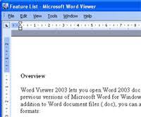 Word Viewer 2003 Freeware En Download Chip Eu