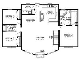 modular homes with open floor plans log cabin modular homes one story open floor plans