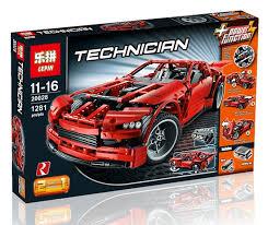 Купить <b>конструктор</b> пластиковый <b>LEPIN 20028 Суперавтомобиль</b> ...