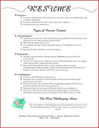 Resume Formating Correct Resume Format 22 Resume Formatting