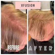 Xfusion Color Keratin Hair Fibers Beautyholic Salon