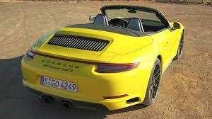 For your very own interpretation of sport. Porsche 911 Carrera 4 Gts Cabriolet 991 Facelift Specs Performance Data Fastestlaps Com