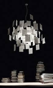 Paper Chandelier Ingo Maurer Chandeliers Messages And Lights