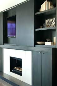 built in wall unit with fireplace wall units with doors deck design ebony wood built ins