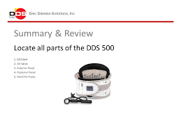 Training And Certification For Dds 500 Instructors And