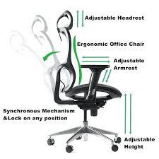 ergonomic office design. Ergonomic Furniture Design Medium Size Of Shocking Office Chair Picture