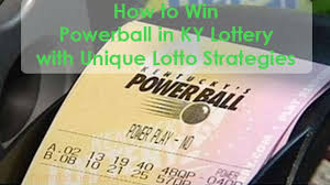 Mega Millions Payout Chart Ky How To Win Powerball In Ky Lottery With Unique Lotto