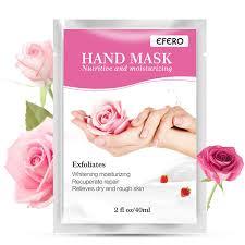 <b>EFERO Moisturizing</b> Spa Hand Mask Gloves Exfoliating Hand Patch ...