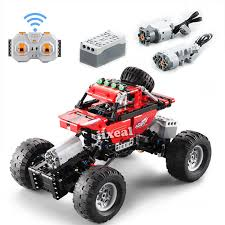 <b>CADA Remote Control</b> 522pcs Buggy Technic Fit Lego Cars Kits ...