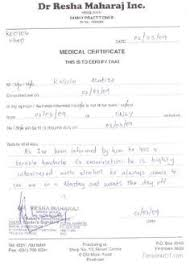 Fake Doctors Note With Stamp Fake Doctors Note Template Pdf Free Download