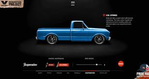 Design Your Own Truck Online For Free Build Your Own 500hp Chevy Truck With Valvoline