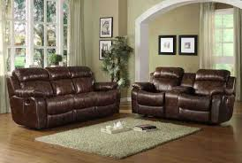 Reclining Living Room Furniture Sets Burgundy Reclining Living Room Sets Living Room Sofa Sets With