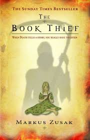 log cover the book thief