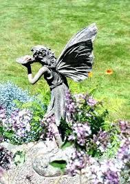 garden fairy statues outdoor garden fairy statue outdoor garden fairy statue garden with perennials and a garden fairy statues