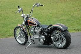 springer softail bobber rolling chassis roller frame bike kit