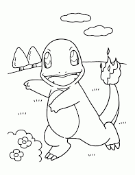 Excellent Charmander Coloring Pages Perfect Ideas 4842 Best