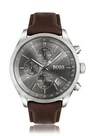 classic men s watches and chronographs from hugo boss stainless steel