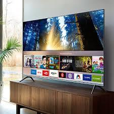 Buy Samsung UE60KS7000 SUHD HDR 1,000 4K Ultra HD Quantum Dot Smart TV, 60\u201d with Freeview HD/Freesat HD, Playstation Now \u0026 Branch Feet Design,