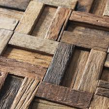 Interesting Decorative Wood Wall Tiles Ancient Ship Mosaic Floor Rustic For Design