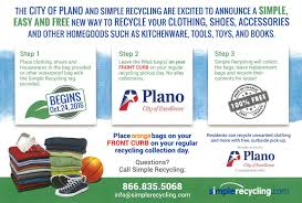 residential recycling tx official website simple recycling