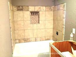installing shower base how to install a on wooden floor you mortar tray drain
