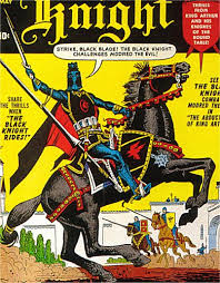 black knight ii 1 4 various others while percy married and sired children the black knight defended camelot for more than two decades