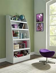 Mia Bedroom Furniture Ameriwood Furniture Altra Furniture Kids Bookcase In White Finish