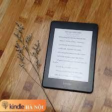 ✓ Hót Máy đọc sách Kindle Paperwhite used máy đẹp có đèn nền Vbookshop