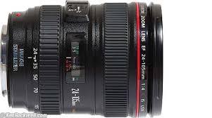 Canon 24-<b>105mm</b> f/4L