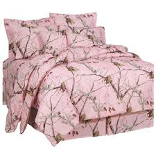 interior realtree camo comforter set 0717480098blk size twin color pink king orange bedding blue realtree