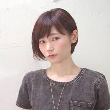 前髪アシメボブが大人気大人かわいいヘアアレンジ大特集 Arine