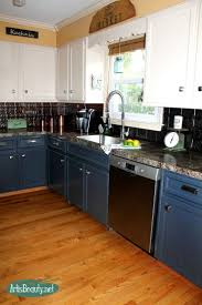 Painted Kitchen Cupboard 848 Best Images About Kitchens Painted Cabinets On Pinterest