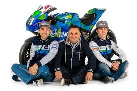GRESINI RACING: TEAM A SEI PUNTE PER IL 2020 - Niccolò Bulega Moto2  Championship Team Federal Oil Gresini