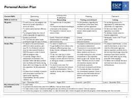 Sample Personal Action Plan Inspiration Download How To Write A Personal Action Plan Search Find It In