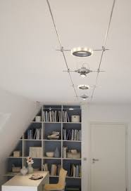 cable track lighting systems monorail track lighting monorail track lighting