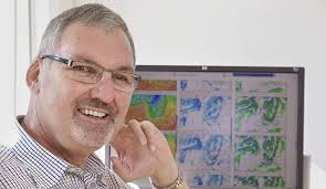 Mario Slongo hat den Titel «Wetterfrosch» während all der Jahre mit Stolz getragen. - topelement