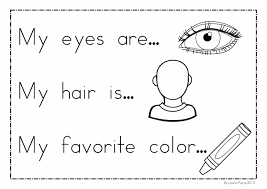 Small Picture Color All About Coloring Your Own Spanish All About Me Posters