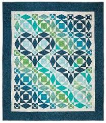 Storm At Sea Quilt Pattern Enchanting 48 Best Storm At Sea Quilts Images On Pinterest Storm At Sea