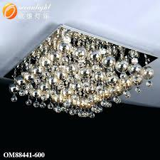 low ceiling chandelier and living amazing small chandeliers for low ceilings ceiling chandelier glass drop stylish