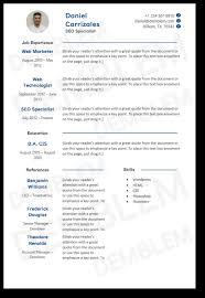 Minimalist Resume And Cover Letter Templates Demblem Web Marketing Llc