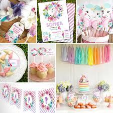 Korean Themed Party Decorations Sunshine Parties Printable Invitations And Party Decorations