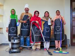 Book Cleaners & Maids for Housework   Mauqa Online