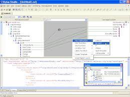 Wysiwyg Xslt Designer Stylus Studio Xml Mapper Screenshot