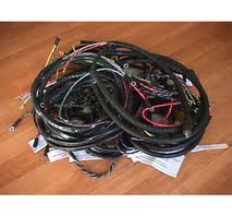 classic jeep parts wiring harness standard for pull push switch two stop lights made in