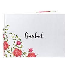 Gästebuch Hochzeit A4 Hochzeit Gästebuch Flourish