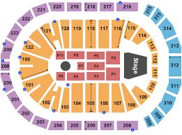Infinite Energy Arena Seating Chart Duluth