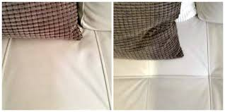 how to clean white leather couch21